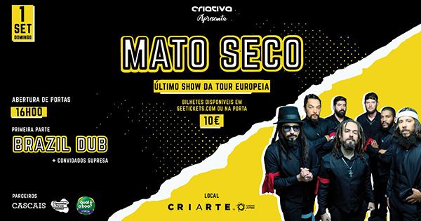 1 SETEMBRO 2019 - CriArte: MATO SECO